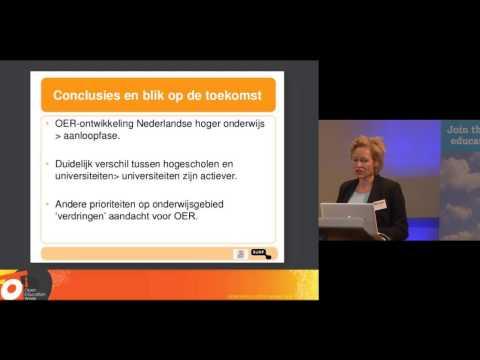 Anka Mulder - Open Education Evenement 13/3/'13