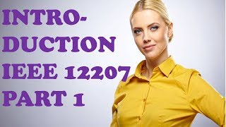 INTRODUCTION IEEE 12207 PART 1