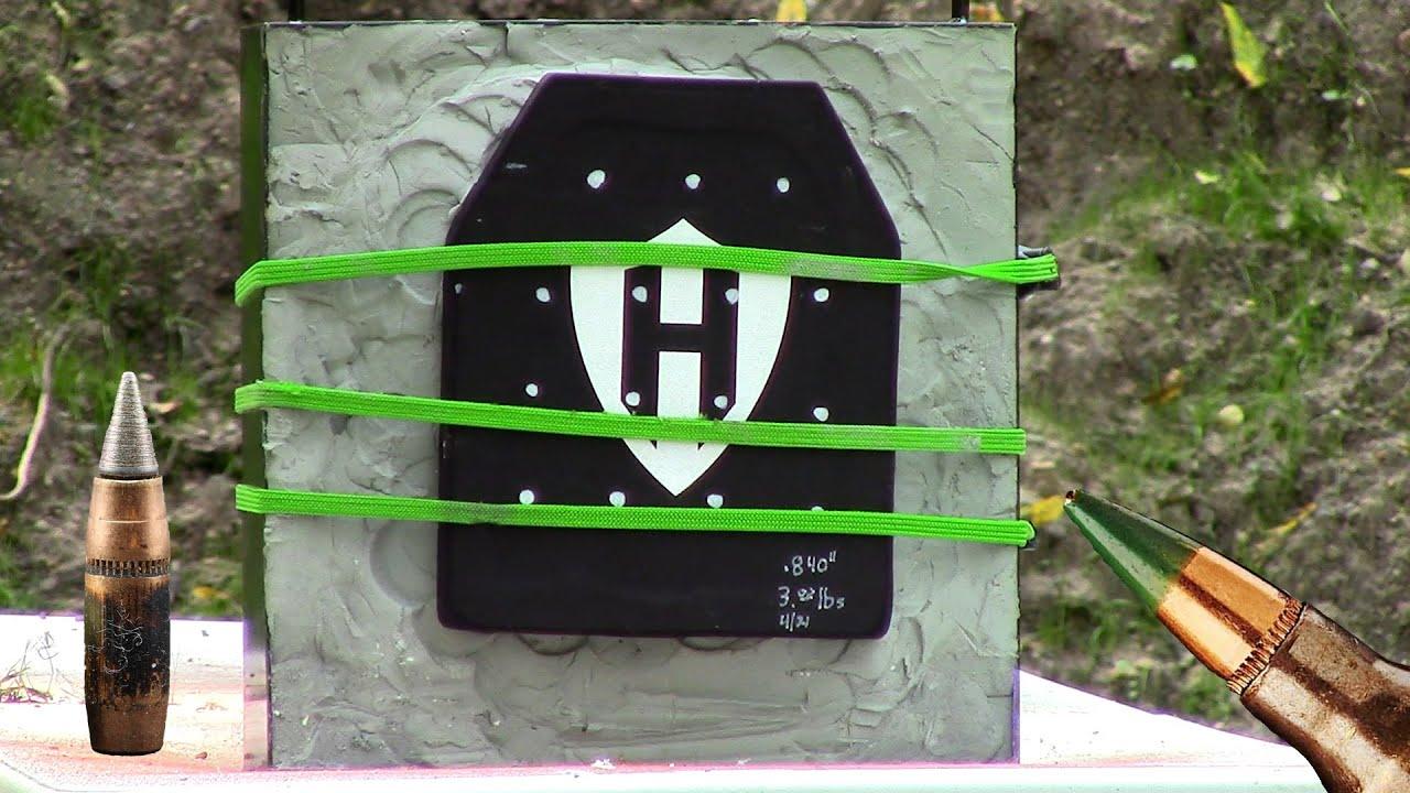 Hudi Tactical, Level III UHMWPE Armor