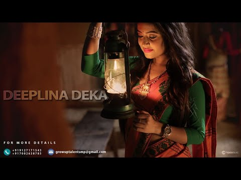 RATI BIHU||DEEPLINA DEKA||DIGANTA BHARATI||ASSAMESE EXCLUSIVE SINGLE 2018
