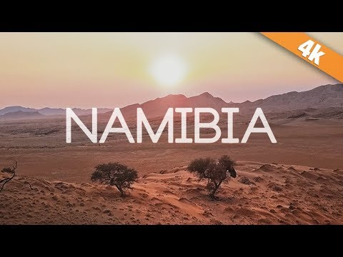 Namibia - Land Of Unlimited Wilderness in 4K!