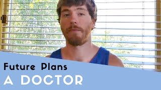I want to become a Doctor thumbnail picture.
