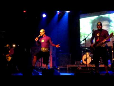 The  Aquabats  Live -The Legend is True  @ Revolution 2011