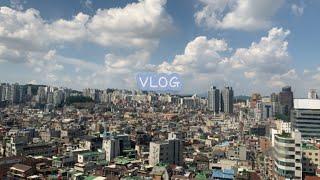 1(Vlog)첫호캉스•사당역 호텔•카라쉬호텔 •사당역 …