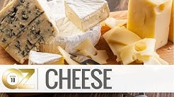 9 of the Healthiest Cheeses