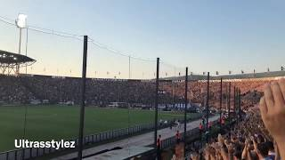 PAOK-Ajax (2-2) Crazy atmosphere