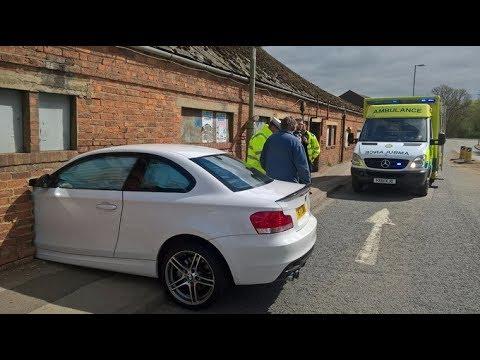 Bmw Unfalle Idioten In Bmws Zerlegen Ihre Autos 2