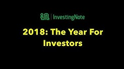 The Year For Investors: 2018 Outlook