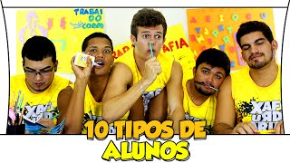Baixar 10 TIPOS DE ALUNOS