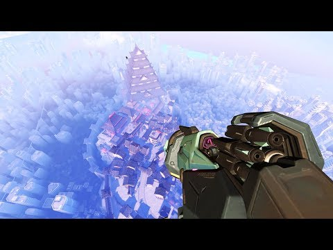 The Highest Point in Overwatch