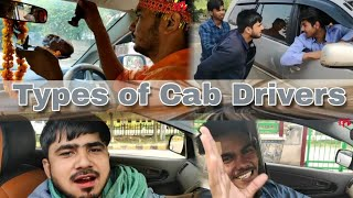 Types of cab drivers / The fun life
