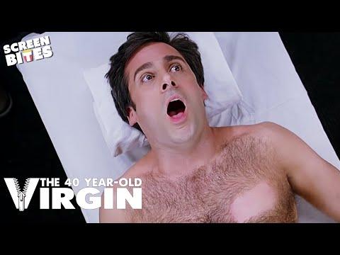 40Yr Old Virgin - Steve Carell, Paul Rudd, Seth Rogan Chestwax OFFICIAL HD VIDEO
