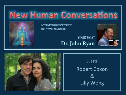 New Human Conversations -   Robert Coxon and Lilly Wong