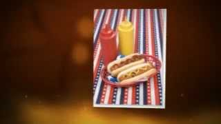 Hamburger & Hot Dog Backyard Bbq - Book Trailer