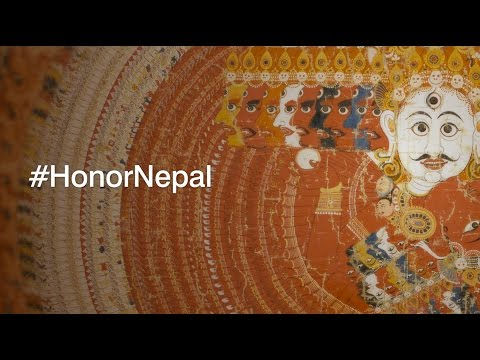 Nepal's Art and Monuments, One Year Later | #HonorNepal