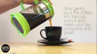 OTS Tutorials: How to make the perfect coffee at the office