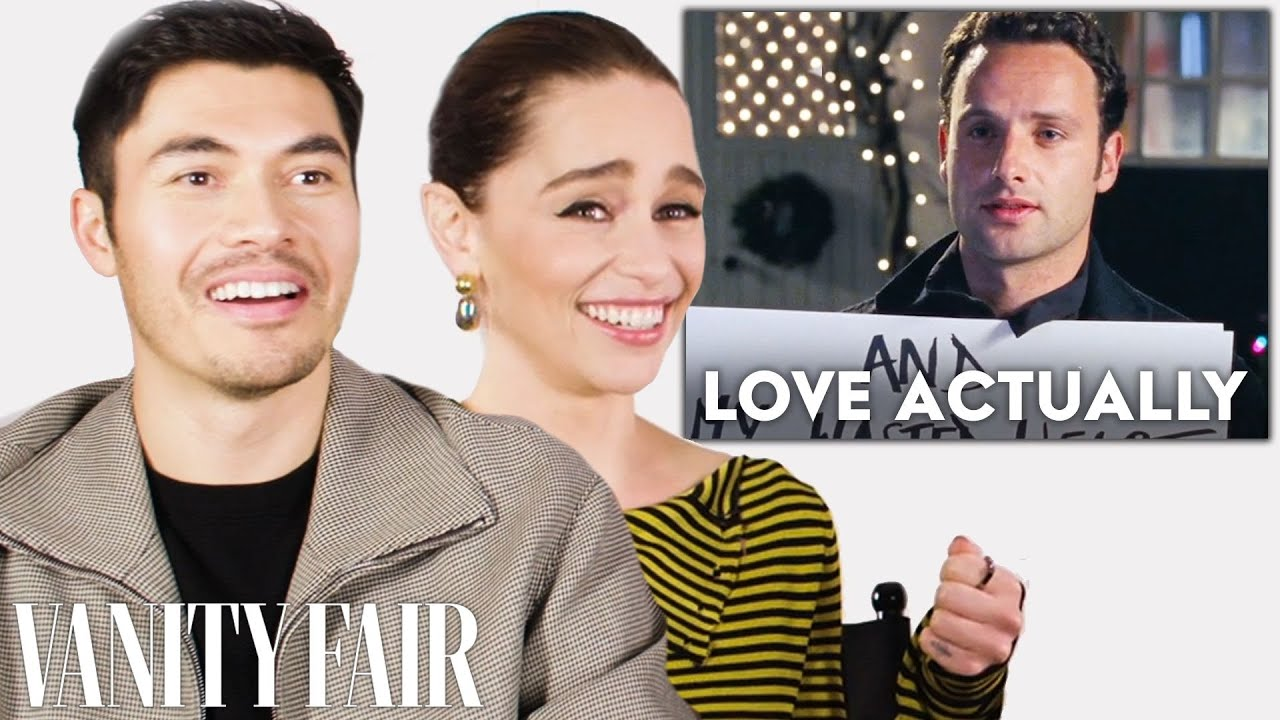 Emilia Clarke, Henry Golding, & the Cast of 'Last Christmas' Review Holiday Movies