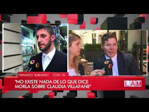 Escándalo Maradona: Morla denunció a Claudia por 3 cuentas offshore en Panamá