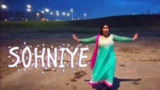 Sohniye - the gorgeous girl || dance video || choreography