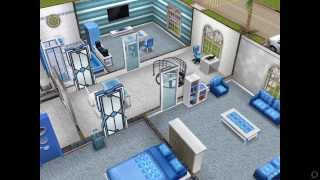 The Sims Freeplay Social Update- Diamond Lounge