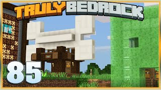 Truly Bedrock E85 Good Times with Foxy....?? | Minecraft Bedrock