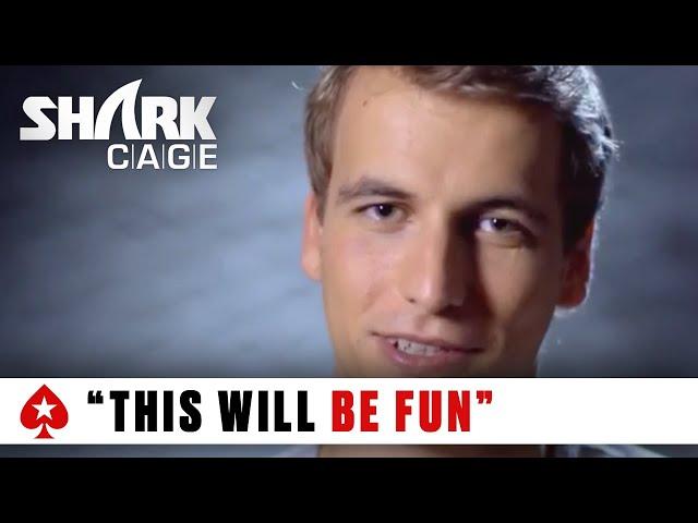 Shark Cage Episode 2   PokerStars   PokerStars
