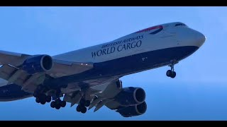 Holiday Heavy Aircraft & Specials - Plane Spotting Chicago O