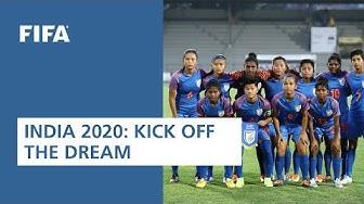FIFA U-17 Women's World Cup India 2020 | Kick Off The Dream