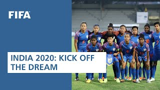 Фото Fifa U-17 Women's World Cup India 2020  - Kick Off The Dream