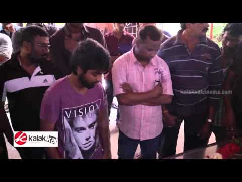 Celebs Pay last respect to Editor Kishore