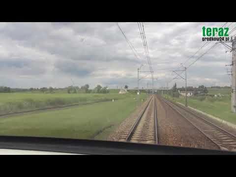 III Ferdinand Lassalle Express. Trasa Berlin Lichtenberg - Opole Główne 2017