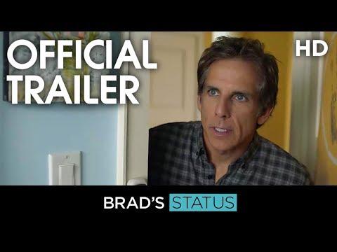 BRAD'S STATUS | Official Trailer | 2017 [HD]
