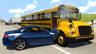 Bus Crush 2 | BeamNG.drive