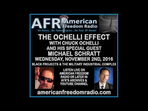 Secret Black Technology And The Military Industrial Complex: Michael Schratt On The Ochelli Effect