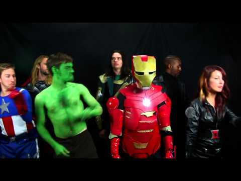 """Get Loki"" by The Avengers (Parody of 'Get Lucky' by Daft Punk)"