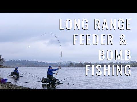 Long Range Feeder and Bomb Fishing - Loch Ken