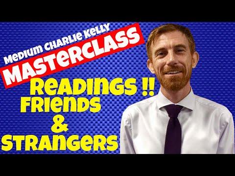 Reading for friends or strangers - Mediumship Development
