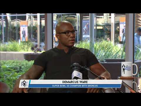 Super Bowl Champion DeMarcus Ware on How to Fix the Broncos   The Rich Eisen Show   10/23/17