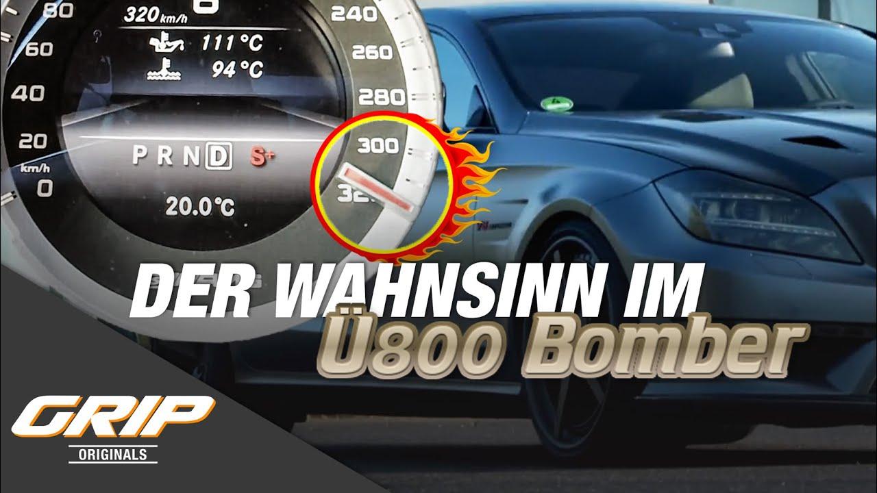 850 PS im Mercedes-AMG CLS – Car Review I GRIP Originals