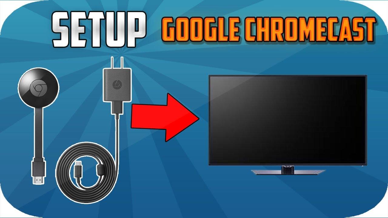 How to setup Google Chromecast: 2nd Gen to HDTV - YouTube