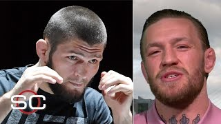 Conor McGregor wants Khabib to be his first fight back, but won't wait on him   SportsCenter