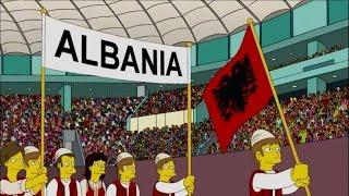 Simpsons Albania