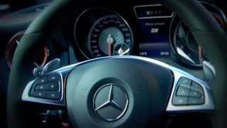 New 2015 Mercedes CLA 45 MG 4MATIC Shooting Brake - Interior(, 2015-03-23T15:58:45.000Z)