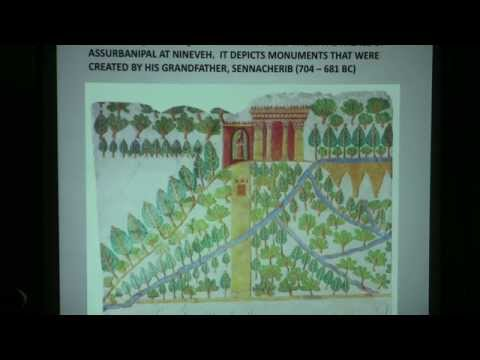 Ancient Persian Gardens: Evolution and Legacy with Dr. David