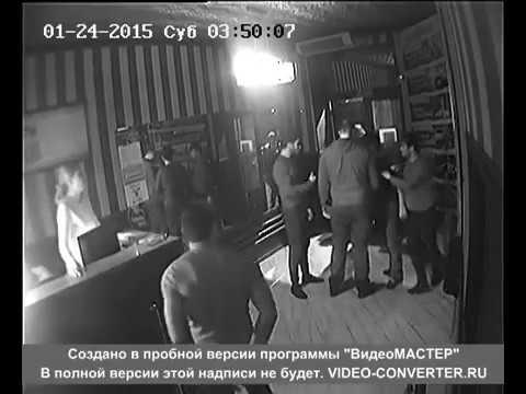 Драка в ночном клубе жесть русские против кавказцы