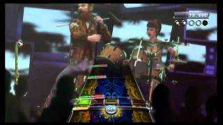 [Team BAMF] Rock Band 3 The Girl At The Video Game Store 100% FC Expert Guitar