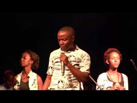 MASEZERANO Jean-Claude Perfoming Live In Fragrance Of Worship
