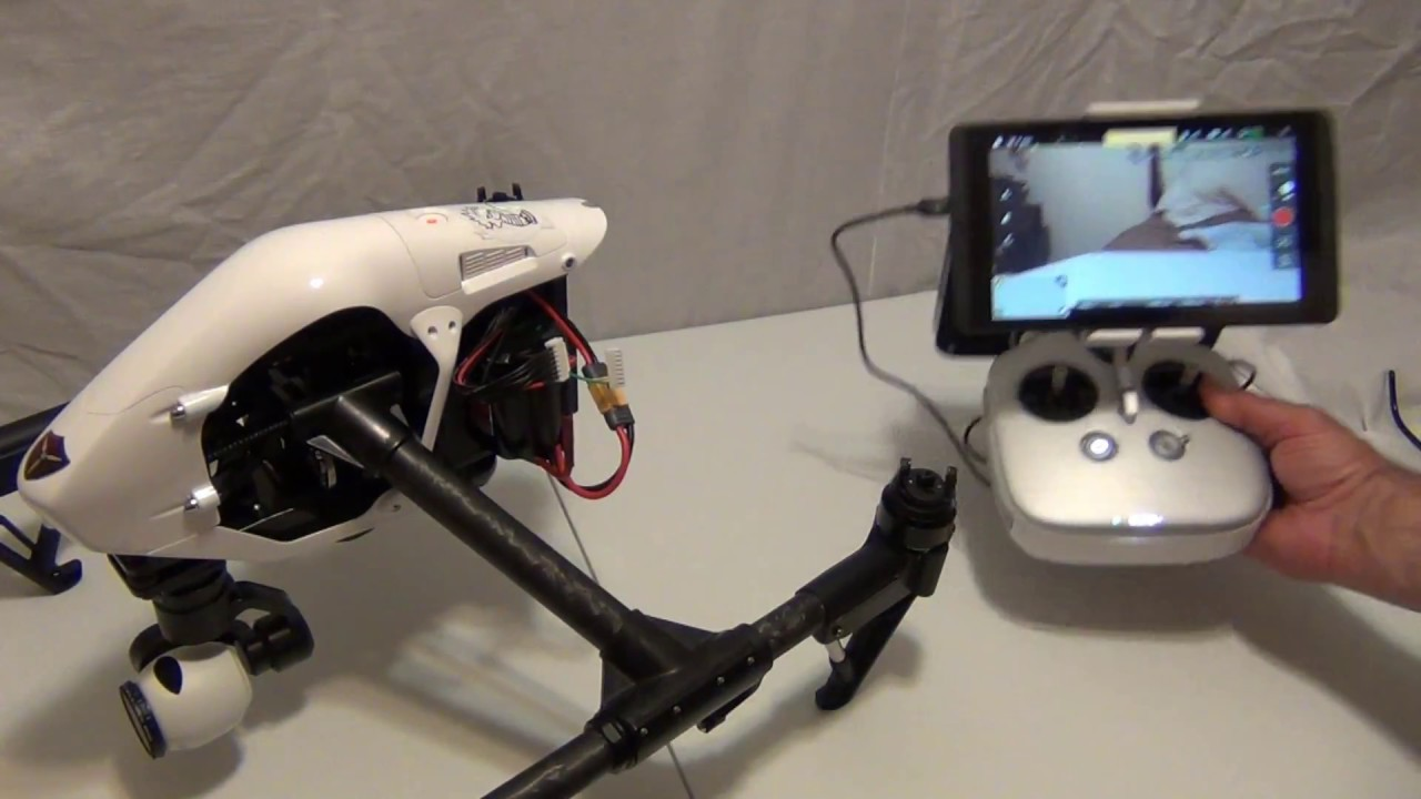 use any lipo with your inspire 1 mod test 1