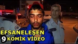 POLİSLERİN BİLE ANLAM VEREMEDİĞİ GARİP OLAYLAR ( Komik Video Derlemesi )