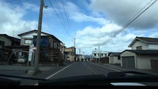 平倉観音前-岩手上郷駅前経由-曹源寺前 - YouTube